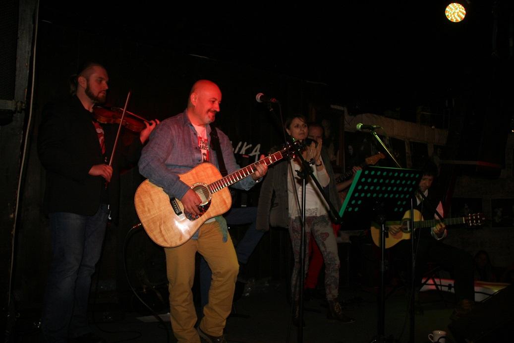 Przeglądasz zdjącia z koncertu: 2016-02-26 Reminiscencje festiwalu 'Danielka 2015'
